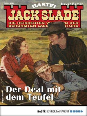 cover image of Jack Slade 891--Western