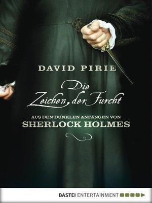 cover image of Die Zeichen der Furcht