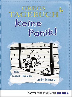 cover image of Gregs Tagebuch 6--Keine Panik!