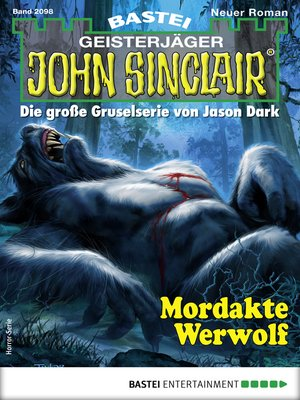 cover image of John Sinclair 2098--Horror-Serie