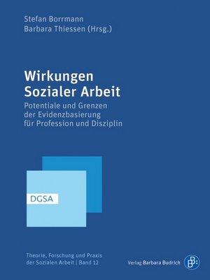cover image of Wirkungen Sozialer Arbeit