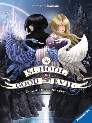 cover image of The School for Good and Evil 1
