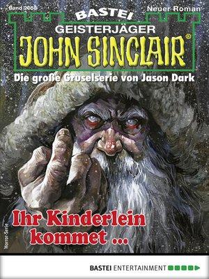 cover image of John Sinclair 2058--Horror-Serie