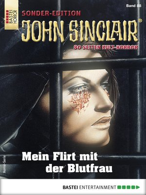 cover image of John Sinclair Sonder-Edition 88--Horror-Serie