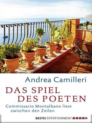 cover image of Das Spiel des Poeten
