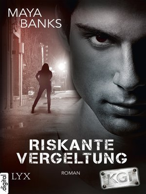 cover image of KGI--Riskante Vergeltung