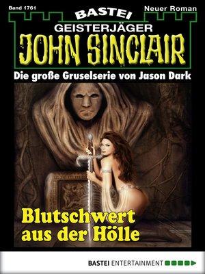 cover image of John Sinclair--Folge 1761