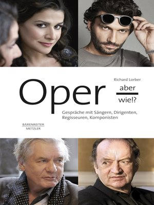 cover image of Oper--aber wie!?