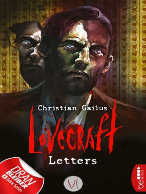 cover image of Lovecraft Letters--VI