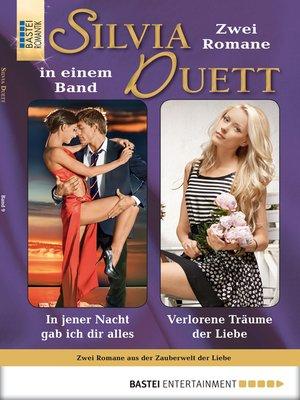 cover image of Silvia-Duett--Folge 09