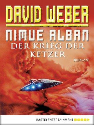 cover image of Der Krieg der Ketzer: Bd. 2. Roman