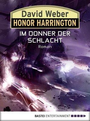 cover image of Im Donner der Schlacht: Bd. 28