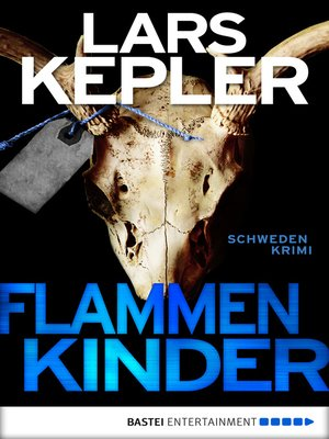 cover image of Flammenkinder