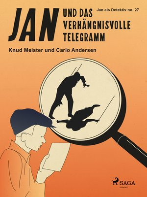 cover image of Jan als Detektiv