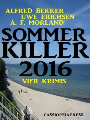 cover image of Sommer Killer 2016