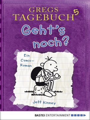 cover image of Gregs Tagebuch 5--Geht's noch?
