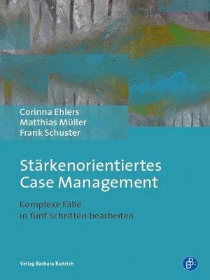 cover image of Stärkenorientiertes Case Management