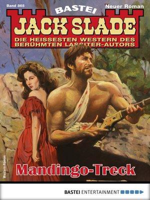 cover image of Jack Slade 865--Western