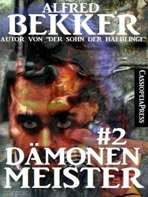 cover image of Dämonenmeister #2