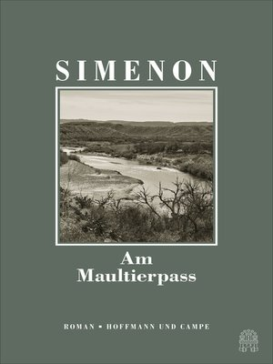 cover image of Am Maultierpass