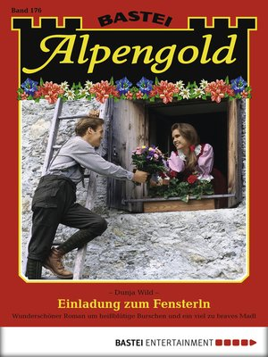 cover image of Alpengold--Folge 176