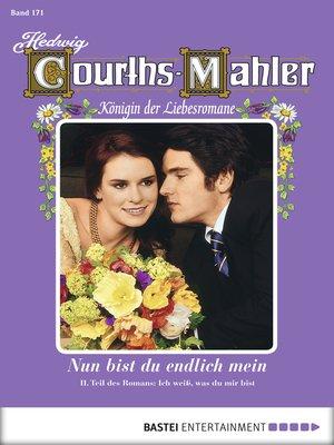 cover image of Hedwig Courths-Mahler--Folge 171