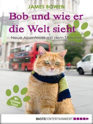 cover image of Bob und wie er die Welt sieht