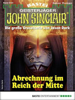 cover image of John Sinclair 2120--Horror-Serie