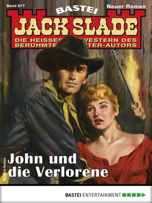cover image of Jack Slade 877--Western
