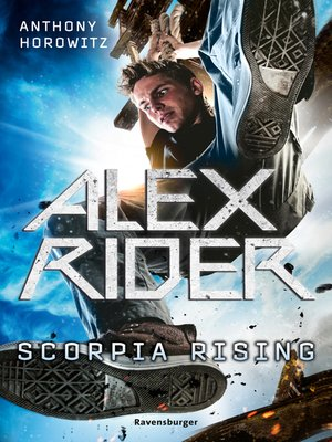cover image of Alex Rider 9