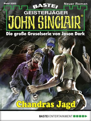 cover image of John Sinclair 2083--Horror-Serie