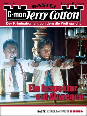 cover image of Jerry Cotton--Folge 3140