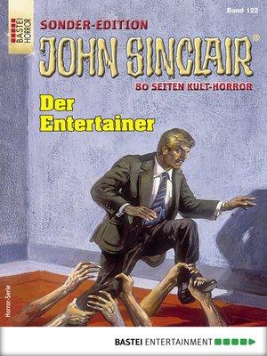 cover image of John Sinclair Sonder-Edition 122--Horror-Serie