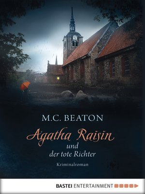 cover image of Agatha Raisin und der tote Richter