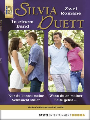 cover image of Silvia-Duett--Folge 12