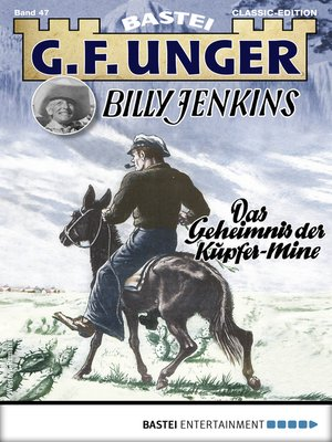 cover image of G. F. Unger Billy Jenkins 47--Western
