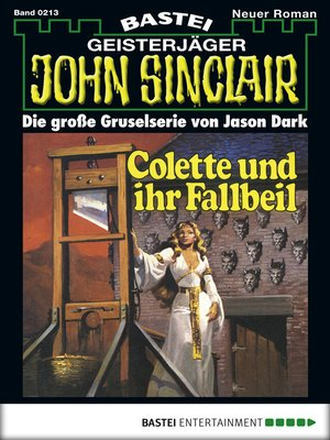 cover image of John Sinclair--Folge 0213