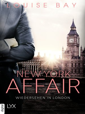 cover image of New York Affair--Wiedersehen in London