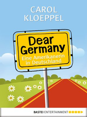 cover image of Dear Germany