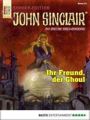 cover image of John Sinclair Sonder-Edition--Folge 061