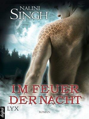 cover image of Im Feuer der Nacht