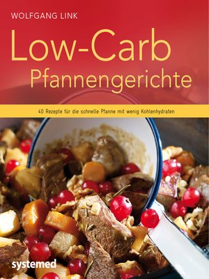 cover image of Low-Carb-Pfannengerichte