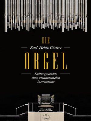 cover image of Die Orgel