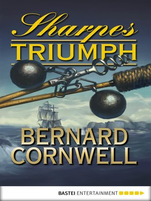 cover image of Sharpes Triumph