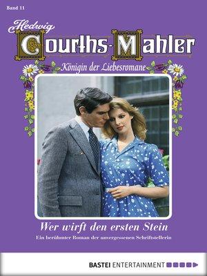 cover image of Hedwig Courths-Mahler--Folge 011