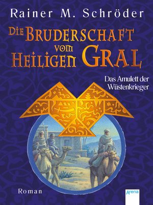 cover image of Das Amulett der Wüstenkrieger