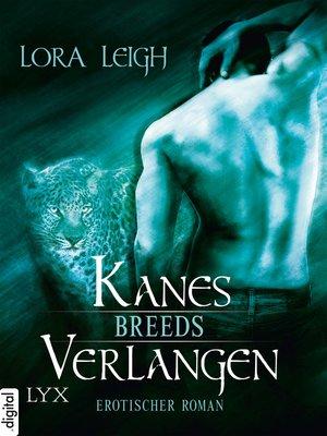 cover image of Breeds--Kanes Verlangen