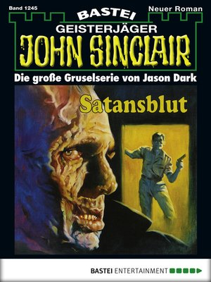cover image of John Sinclair--Folge 1245
