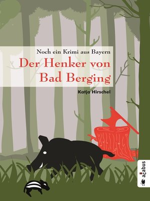 cover image of Der Henker von Bad Berging