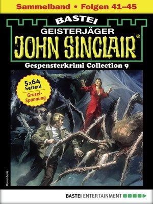 cover image of John Sinclair Gespensterkrimi Collection 9--Horror-Serie